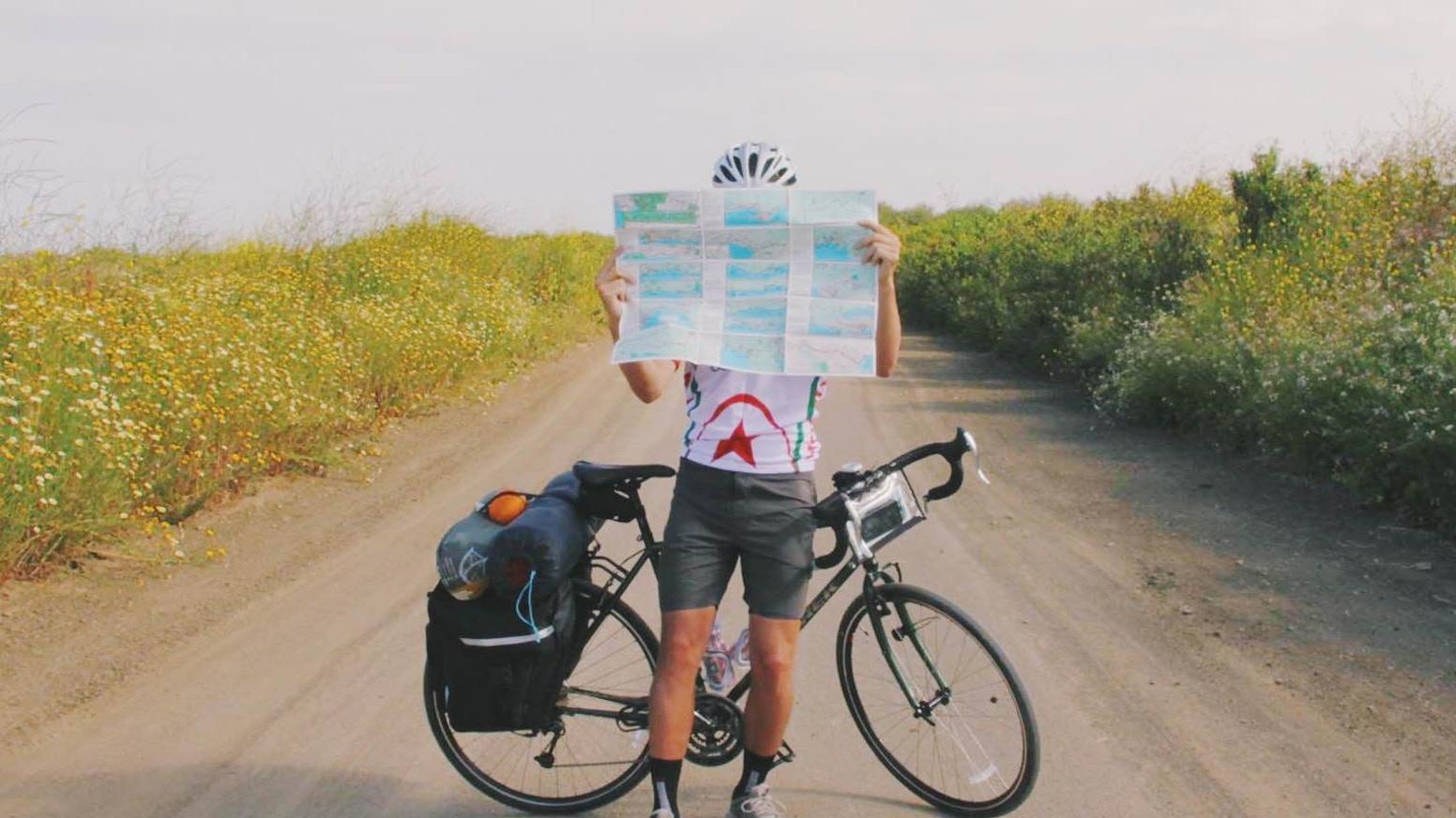 راهنمای سفر با دوچرخه