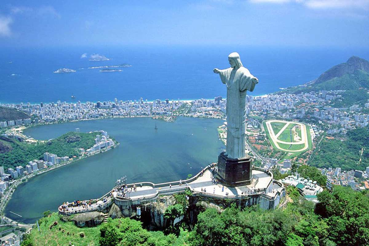 تور برزیل ویژه نوروز
